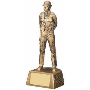 RM911B Female Police Award