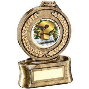 RF13 Medal and Ribbon Holder Trophy