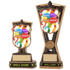 RF15144 Titans Resin Trophy