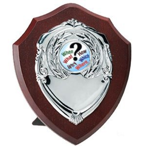 S02 Replica Chrome Fronted Shield