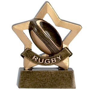 A959 Rugby Mini Star